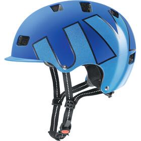 UVEX Hlmt 5 Bike Pro Sykkelhjelmer Blå